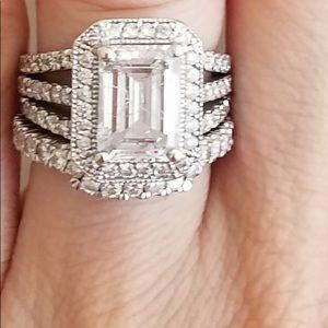 Jewelry - 4/in a half cart princess cut diamond